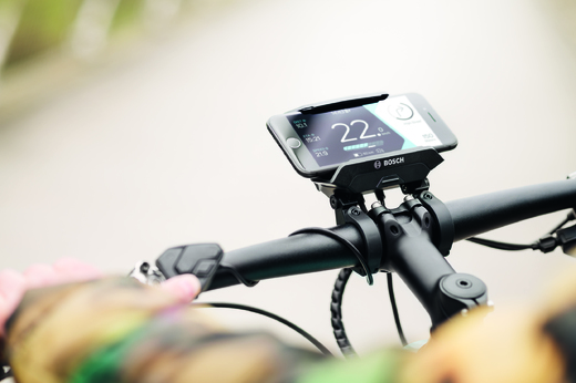 Bosch SmartphoneHub COBI.bike (zdroj: www.bosch-presse.de)